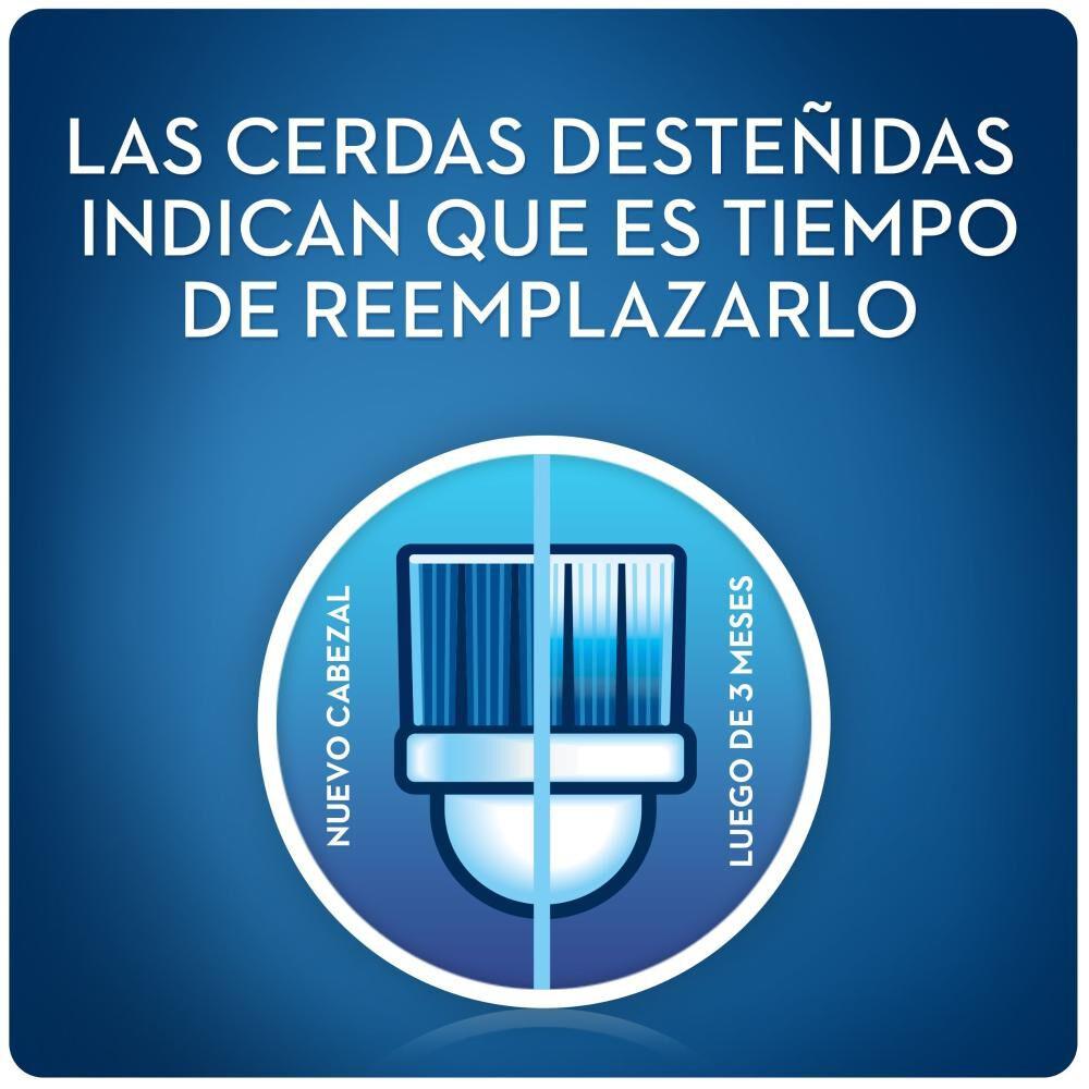 Cepillo De Dientes Oral-B Cross Action image number 4.0