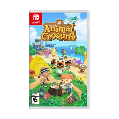 Juego Animal Crossing New Horizons Nintendo Switch