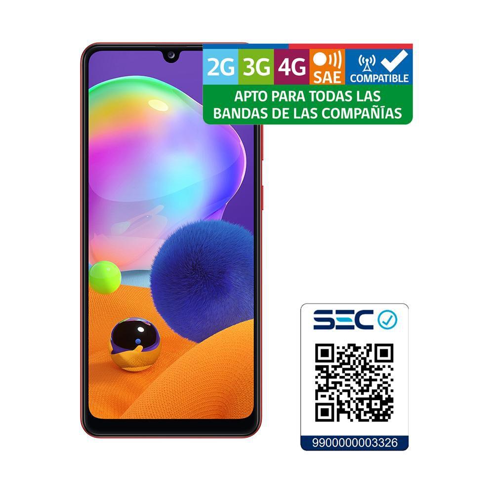 Smartphone Samsung Galaxy A31 128 Gb - Liberado image number 7.0