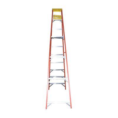 Escalera Tijera Zebrik 10 Peldaños