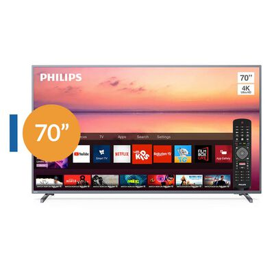 """Led Philips 70PUD6774 / 70"""" / 4K Ultra HD / Smart TV"""