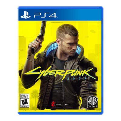 Juego Ps4 Cyberpunk 2077