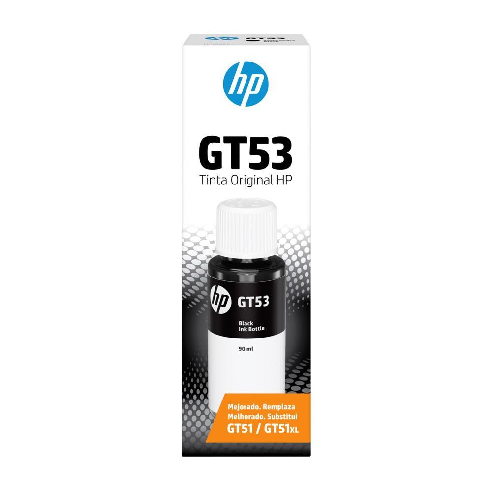 Tinta Hp Gt53 Black Ink Bottle image number 0.0