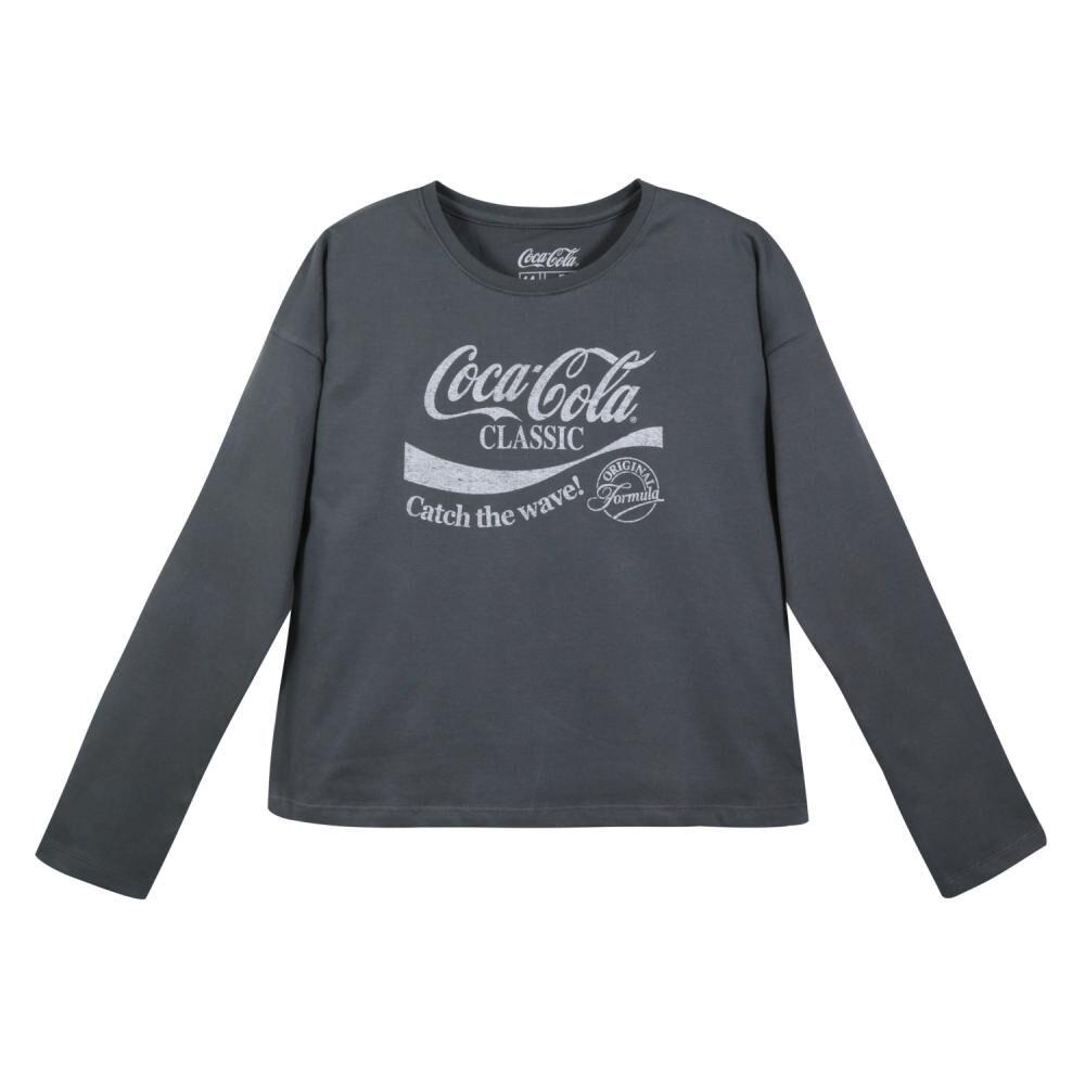 Polera Niña Teen Coca-cola image number 0.0