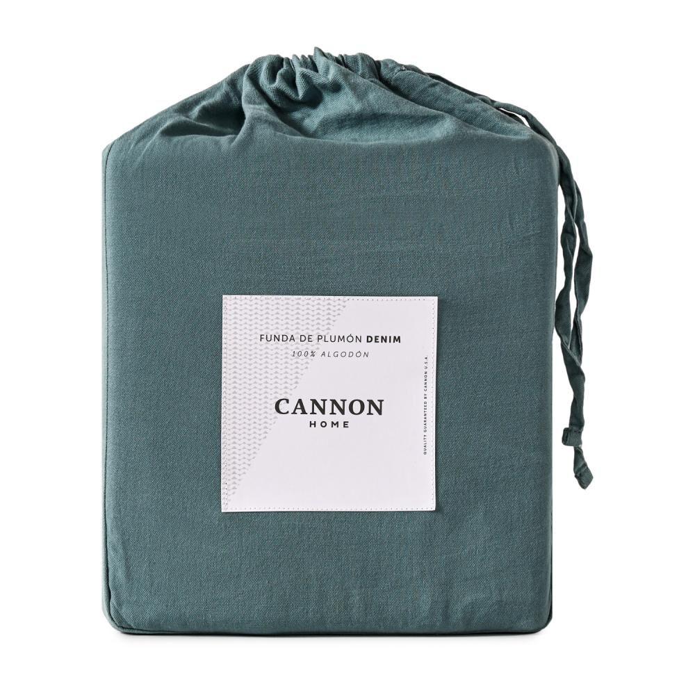 Funda Plumón Cannon Denim Rainstorm / Super King image number 4.0