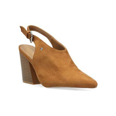 Zapato Con Taco Mujer Kimera
