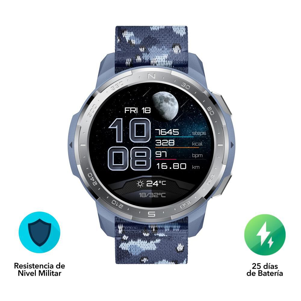 Smartwatch Honor Gs Pro / 4 Gb image number 0.0