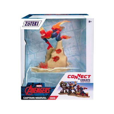Figura De Acción Zoteki Avengers Capitana Marvel