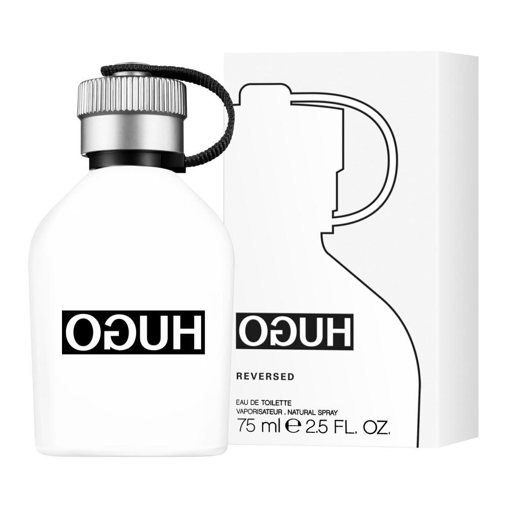 Perfume Hugo Reversed Hugo Boss / 75 Ml / Edt image number 1.0