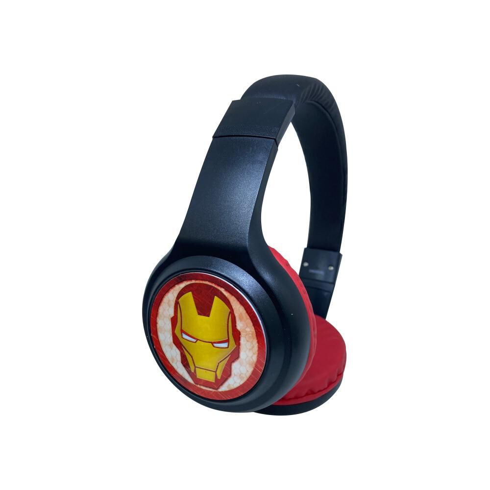 Audífonos Bluetooth Disney Iron Man image number 0.0