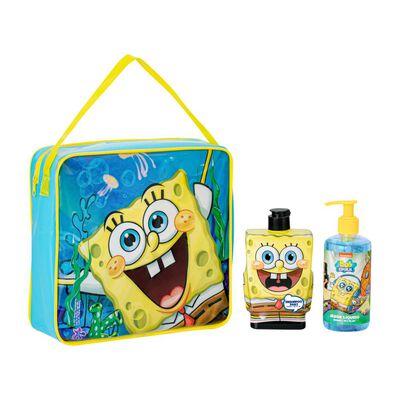Set De Baño Shampoo + Jabón Líquido Gelatti Bob Esponja