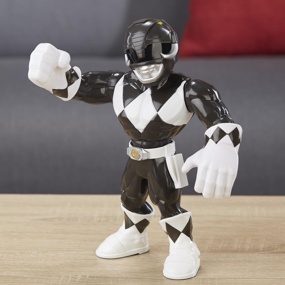 Figura Power Rangers Black Ranger image number 4.0