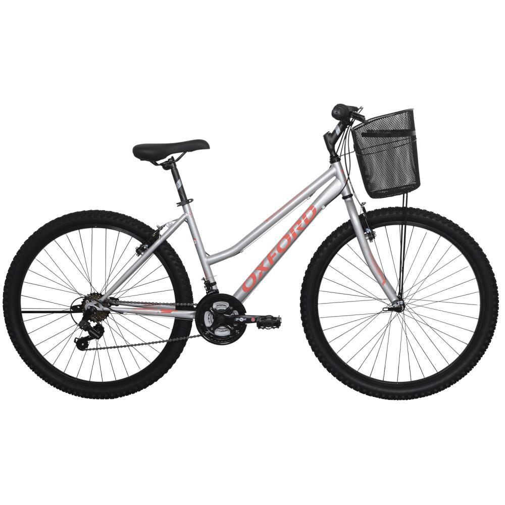 Bicicleta De Paseo Oxford Luna Aro 27 image number 0.0