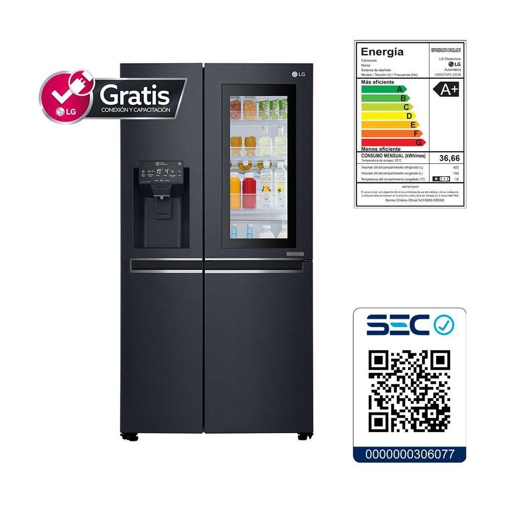 Refrigerador Side by Side LS65SXTAFQ / 601 litros image number 14.0