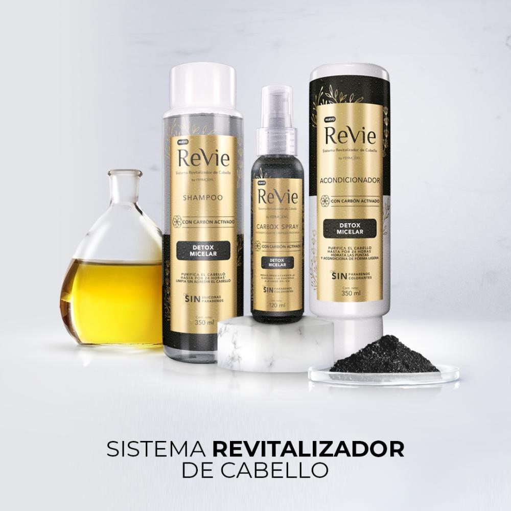 Shampoo Revie / 350ml image number 1.0