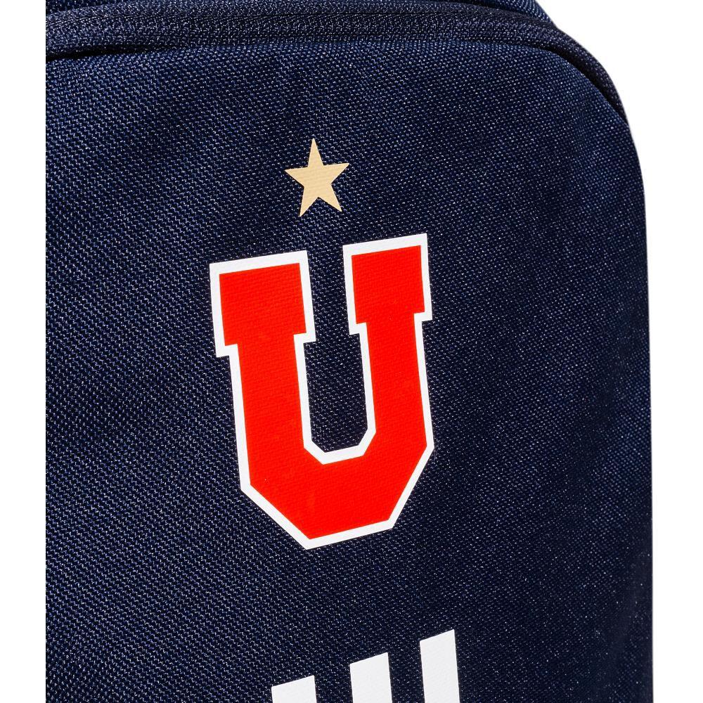 Mochila Unisex Adidas Universidad De Chile Backpack / 25 Litros image number 3.0