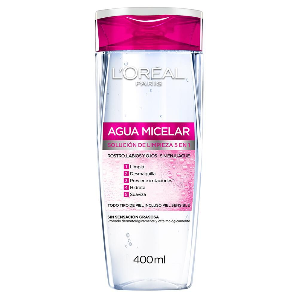 Agua Micelar Dermo Expertise / 400 Ml image number 1.0