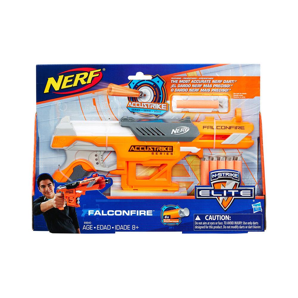 Pistola Hasbro Nerf Falconfire image number 1.0