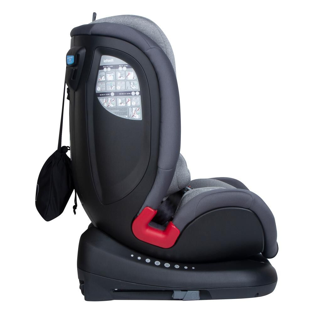 Silla De Auto  Infanti All Stages Isofix M image number 10.0