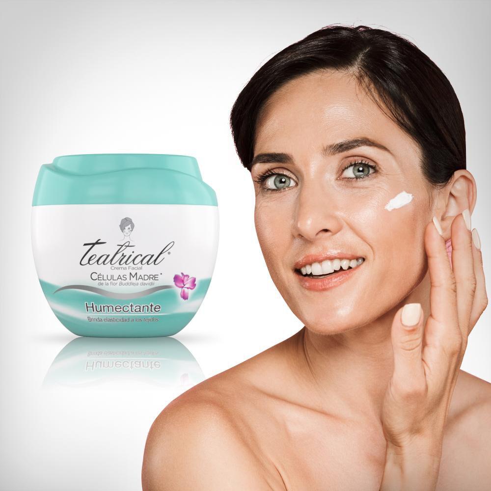 Crema Facial Teatrical / 200 Gr image number 3.0