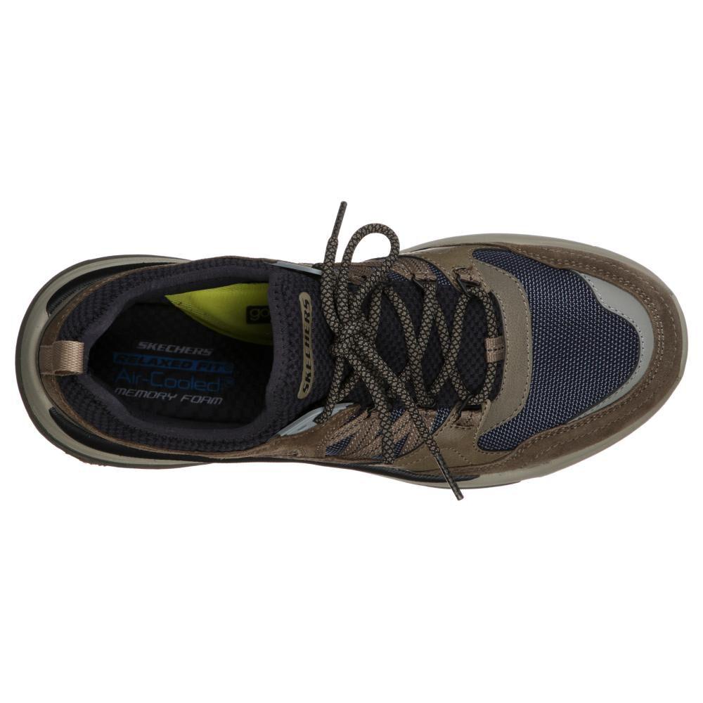 Zapato Casual Hombre Skechers Benago-Flinton image number 3.0