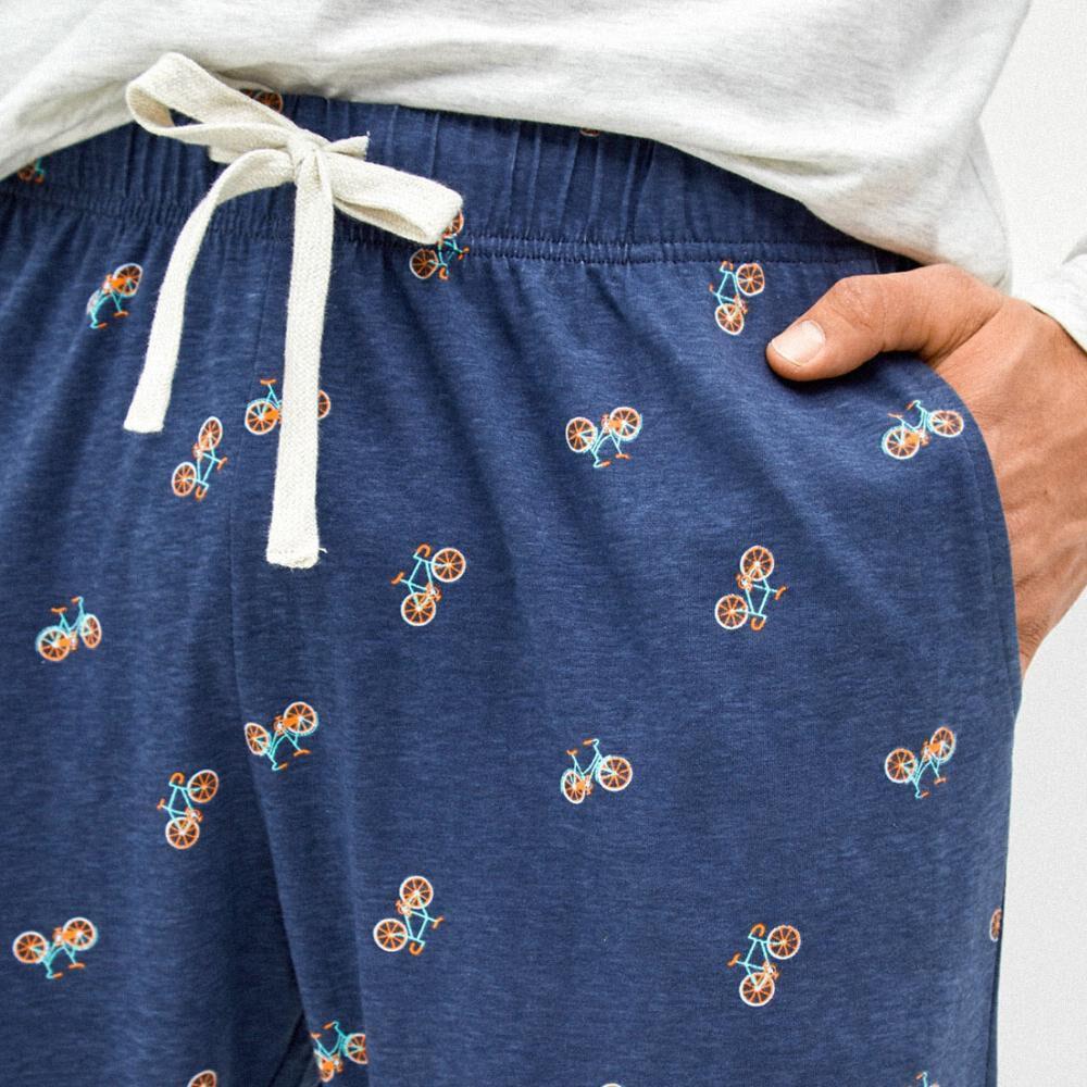 Pijama Hombre Trial / 2 Piezas image number 3.0