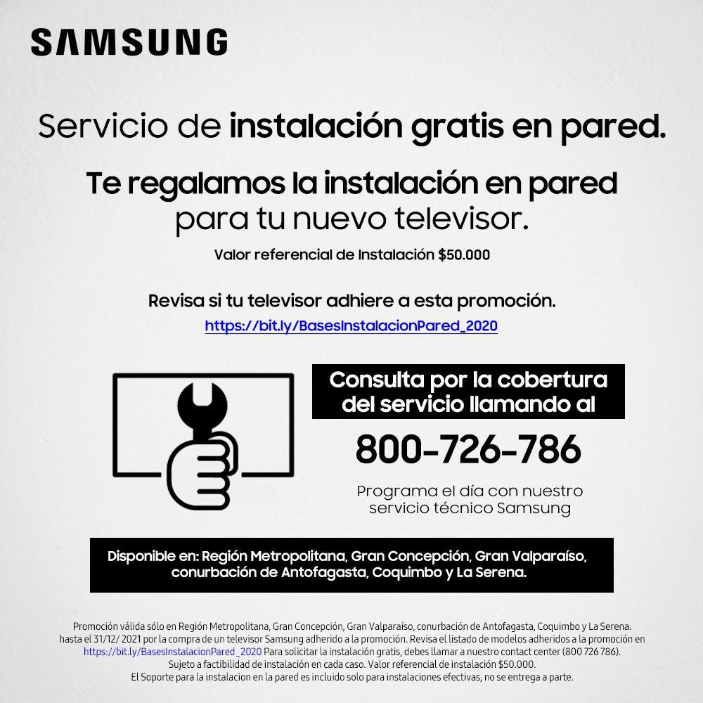 """Qled Samsung QN50Q60 / 50"""" / Ultra Hd / 4k / Smart Tv image number 8.0"""