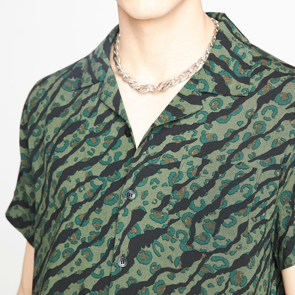 Camisa Manga Corta Hombre Rolly Go image number 3.0