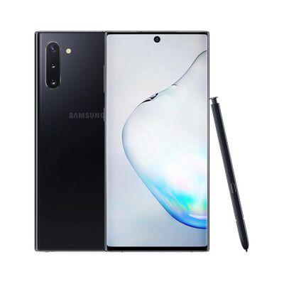 Smartphone Samsung Galaxy Note 10 Reacondicionado Negro / 256 Gb / Liberado
