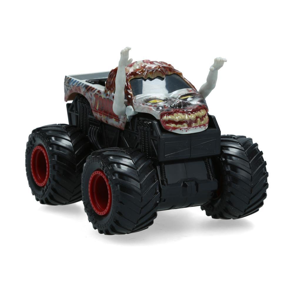 Auto De Juguete Monster Jam Zombie Rev 'n Roar image number 1.0