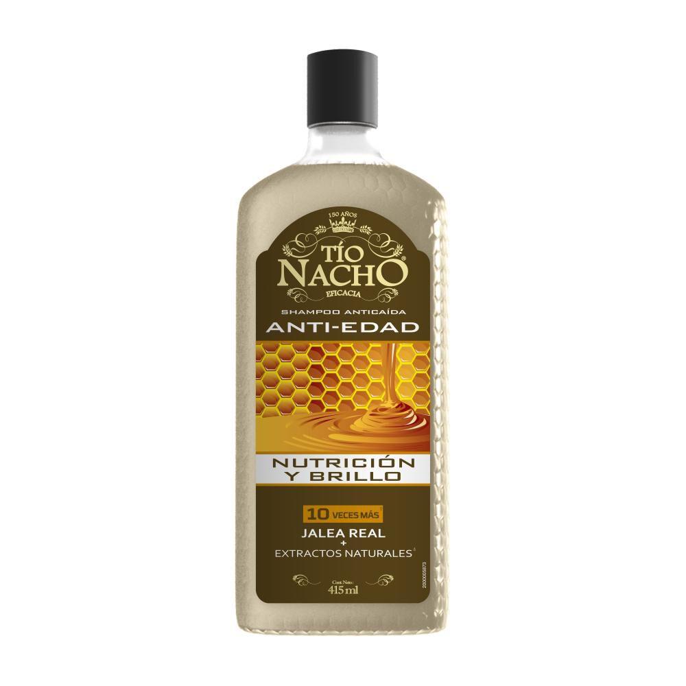 Shampoo Tío Nacho / 415 Ml image number 0.0