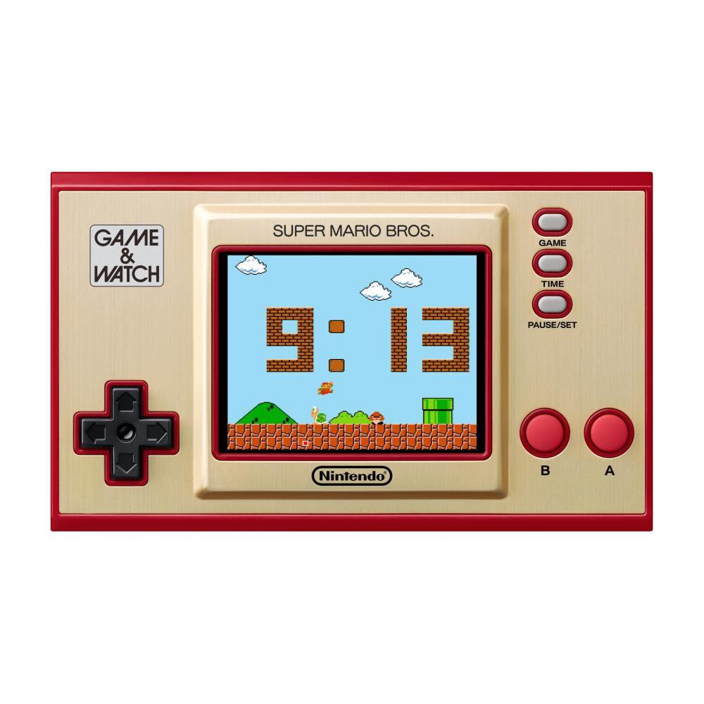 Mini Consola Game + Watch Super Mario Bros image number 5.0