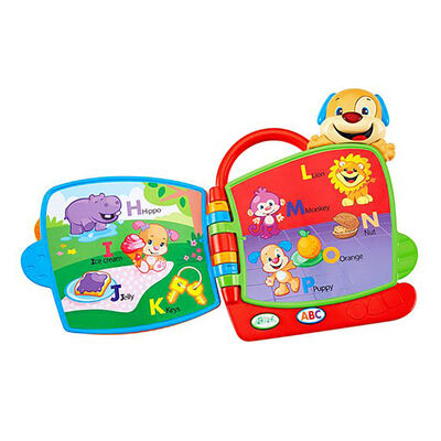 Libro Abc Fisher Price Dlh74