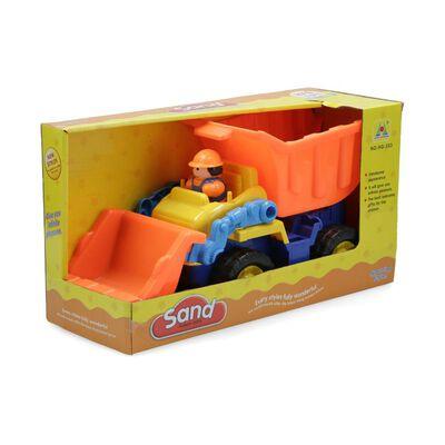 Juego De Exterior Hitoys Camion Sand