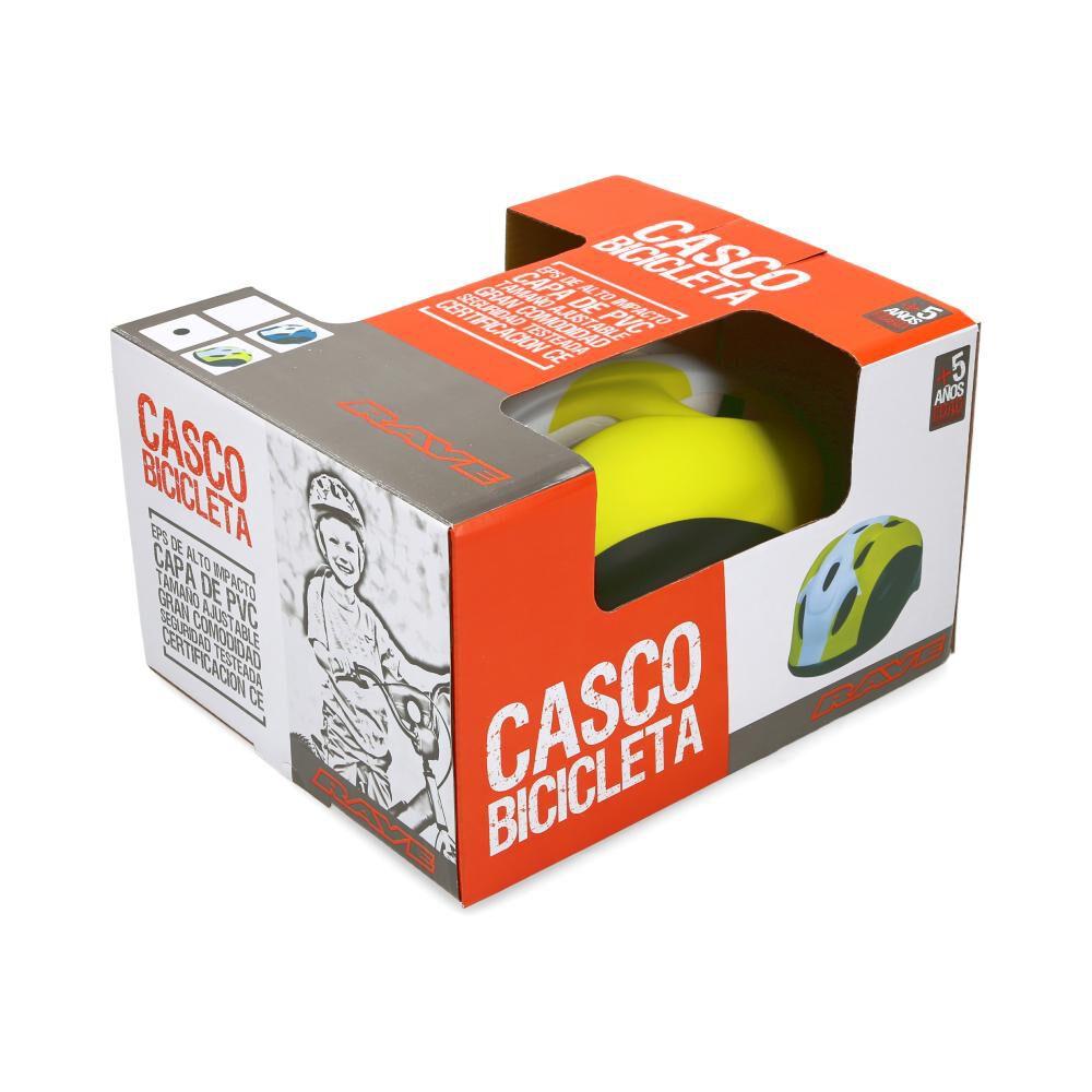 Casco Rave Bikehelmetdy image number 0.0