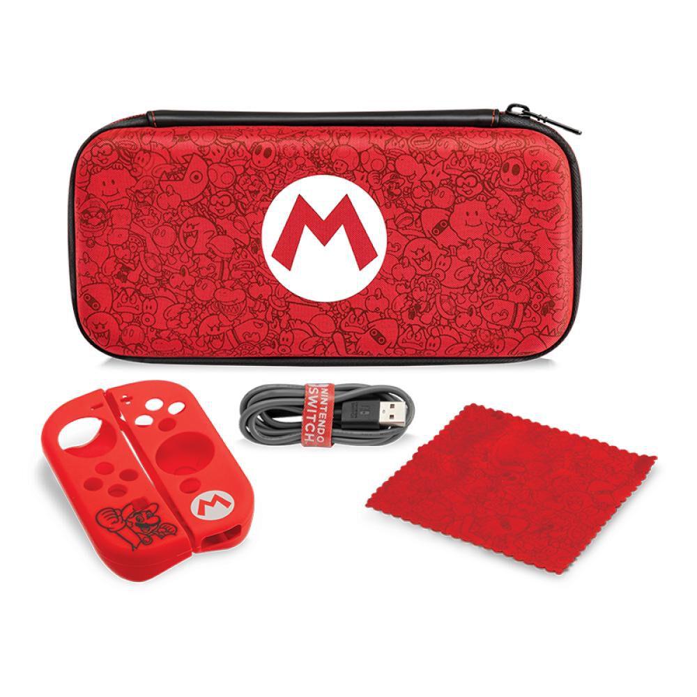Estuche Nintendo Switch Nintendo Starter Kit Mario Remix Edt image number 0.0