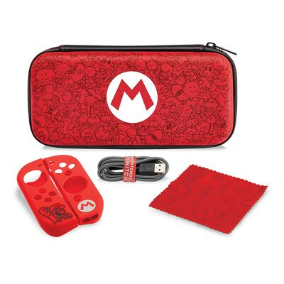 Estuche Nintendo Switch Nintendo Starter Kit Mario Remix Edt