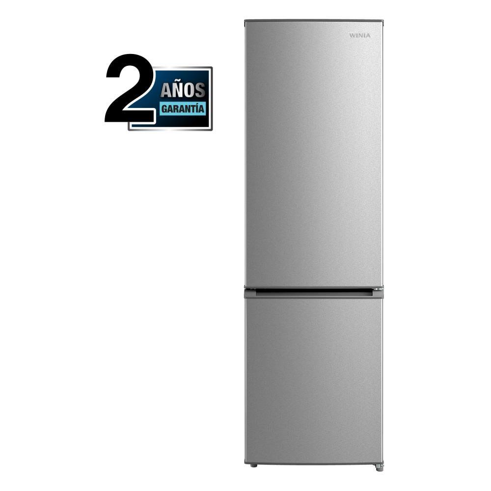 Refrigerador Bottom freezer Winia RFD366S / Frío Directo / 260 Litros image number 0.0