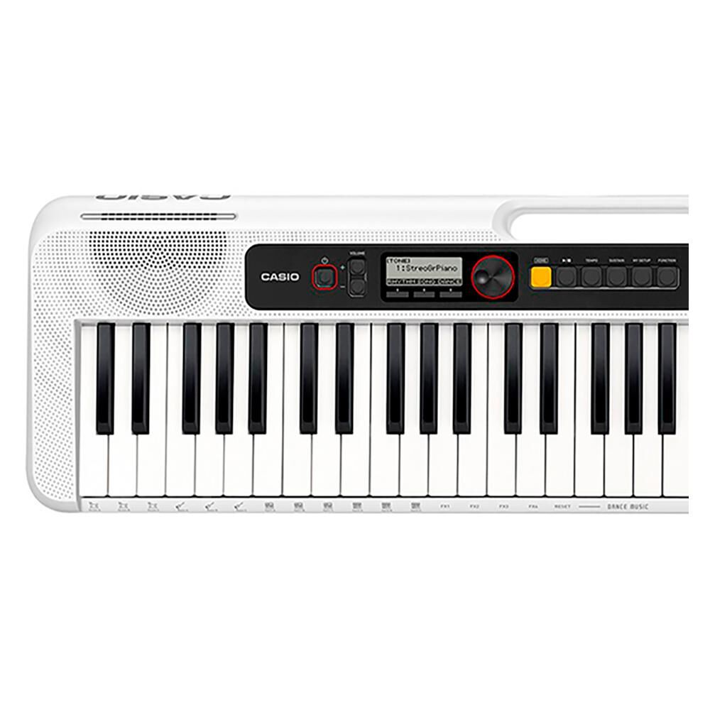 Teclado Musical Casio Cts-200we image number 2.0