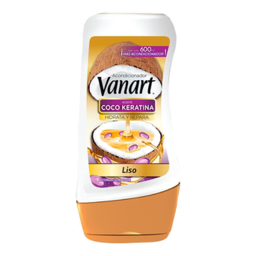 Acondicionador Vanart / 600 Ml image number 0.0