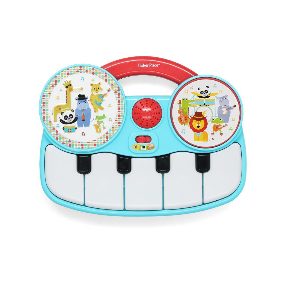 Juguete Musical Fisher Price Mi Primer Piano image number 0.0