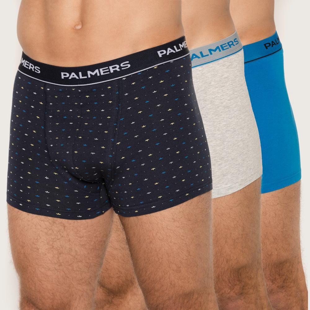 Pack Boxer Hombre Palmers / 3 Piezas image number 2.0