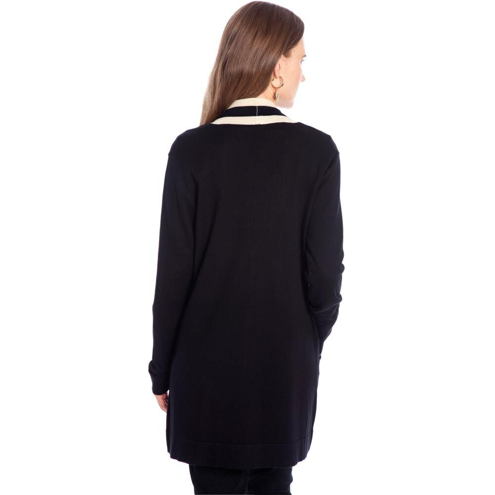 Sweater Cardigan Mujer Lorenzo Di Pontti image number 1.0