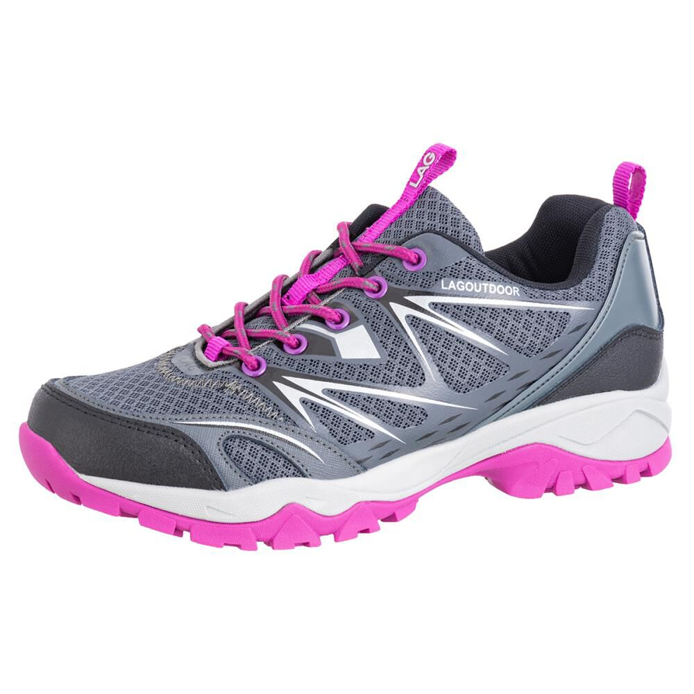 Zapatilla Outdoor Mujer Lag image number 6.0