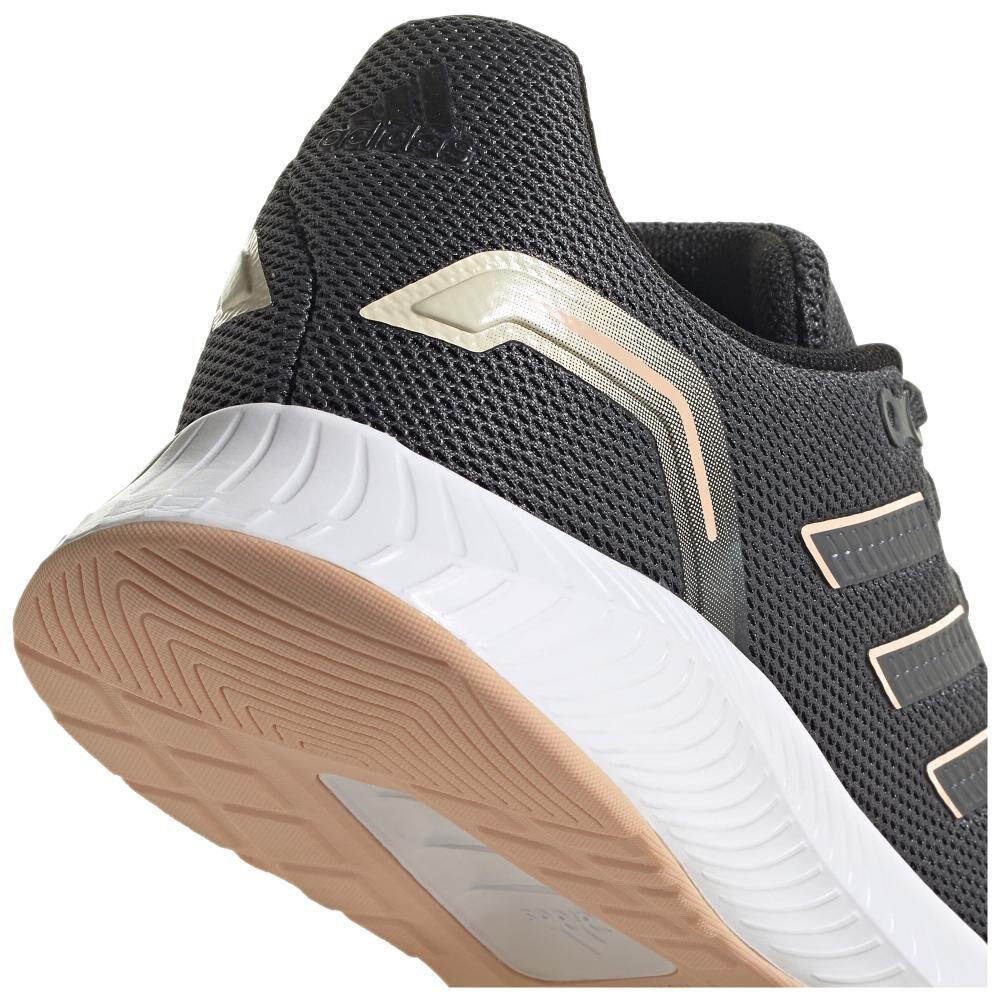 Zapatilla Running Mujer Adidas Falcon 2.0 image number 2.0