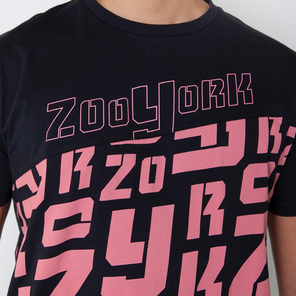 Polera Hombre Zoo York image number 2.0