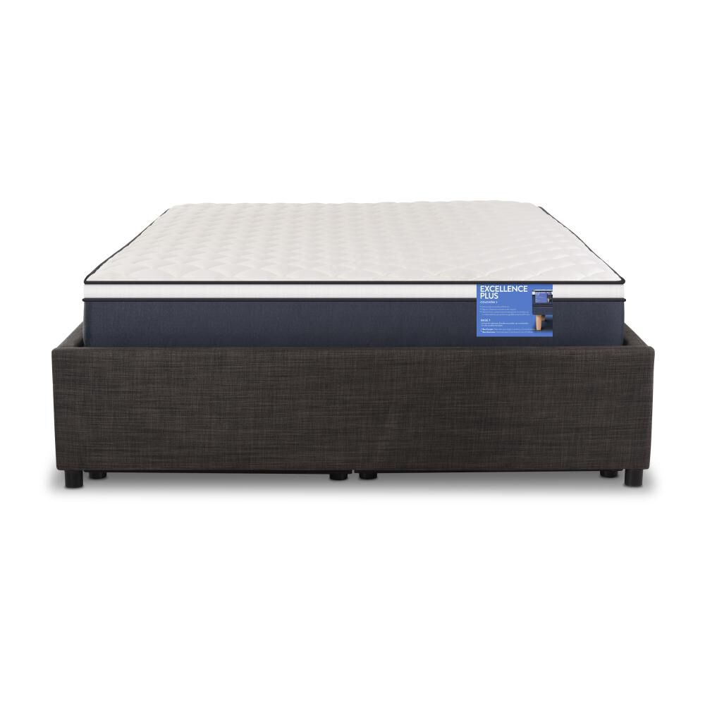 Cama Space Box Cic Excellence Plus / 2 Plazas image number 0.0