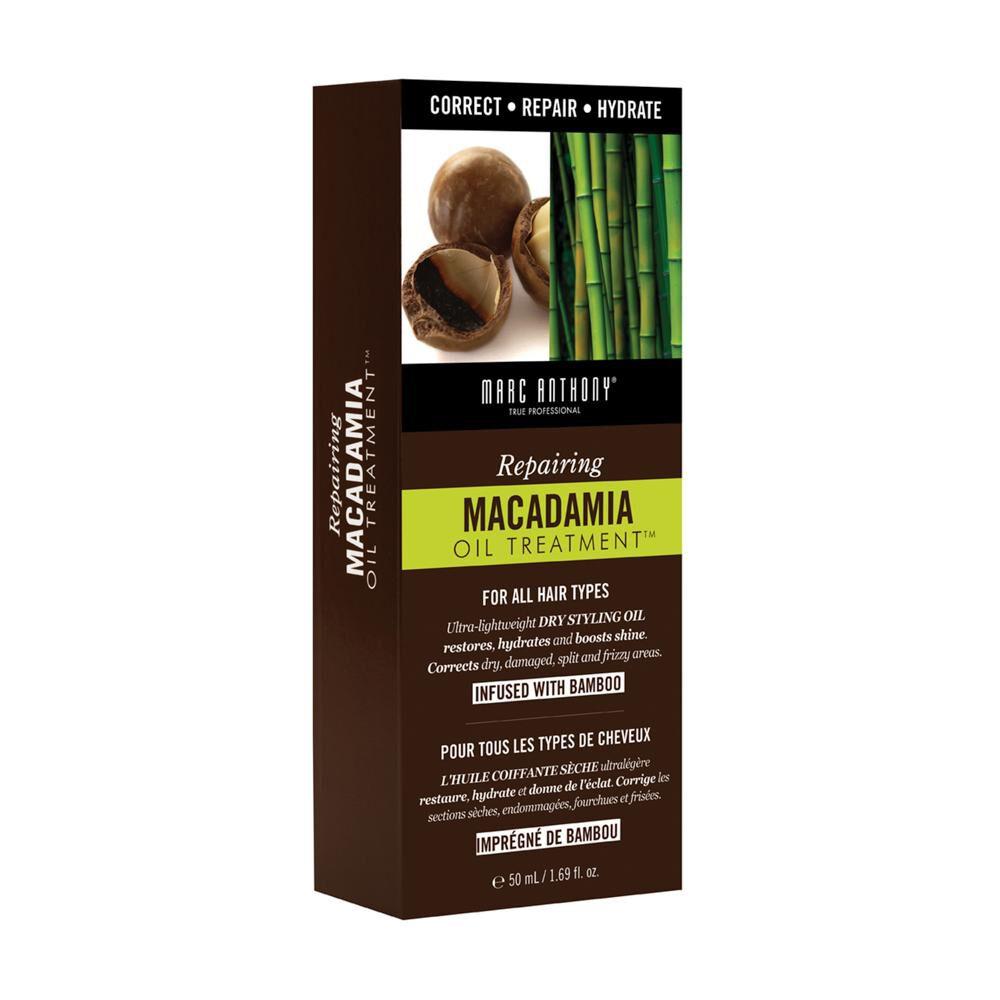 Aceite Capilar Repairing Macadamia Marc Anthony / 50 Ml image number 1.0