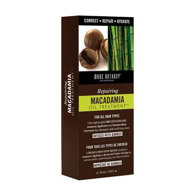 Aceite Capilar Repairing Macadamia Marc Anthony / 50 Ml