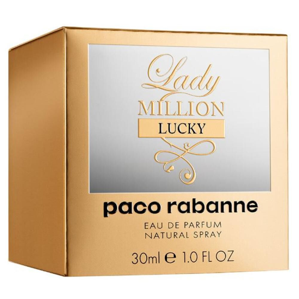 Lady M Lucky Edp 30Ml image number 2.0